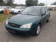 2002 FORD MONDEO , AUTOMATIK , NEW INSPECTION ! in Ramstein, Germany