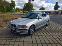 Automatic 2001 Silver BMW 330i in Spangdahlem, Germany