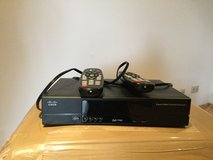 AFN decoder Cisco d9865 w/two remotes in Ramstein, Germany