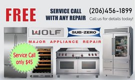 Appliance Repair in Bellevue, Nebraska