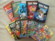 Set of 14 - Captain Underpants, Minecraft and more! in Wilmington, North Carolina