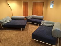 FREE 3 piece IKEA Couch Set in Joliet, Illinois