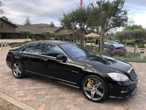 2012 MERCEDES S63 AMG in Chicago, Illinois