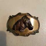 3D Bear belt buckle in Fort Knox, Kentucky