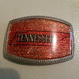 Tennessee belt buckle in Fort Knox, Kentucky