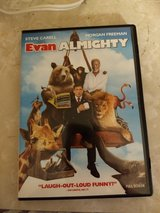 Evan Almighty DVD in Clarksville, Tennessee