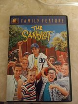 The Sandlot DVD in Fort Campbell, Kentucky