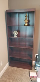 2 large bookshelves (like new) in Dover, Tennessee