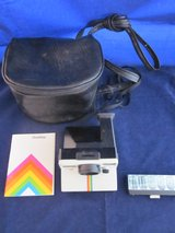 POLAROID Rainbow SX70 One Step Land Camera Case Manual in Naperville, Illinois