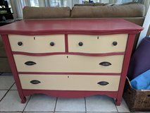 Four Drawer Dresser in Beaufort, South Carolina