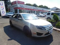 '10 FORD FUSION S (MANUAL) in Spangdahlem, Germany