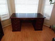 Executive Solid Wood Executive Desk in MacDill AFB, FL