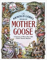 Vintage 1986 The Random House Book of Mother Goose A Treasury of 306 Nursery Rhymes in Joliet, Illinois