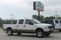 2003 Ford F-250 Lariat Power stroke Diesel Crew Cab 4x4 #TR10411 in Fort Knox, Kentucky