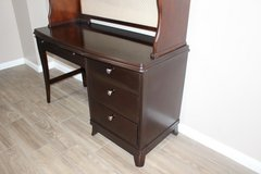 Gorgeous Cheery brown Computer desk with Hutch in Kingwood, Texas