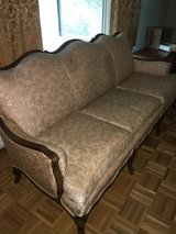 Vintage couch in Naperville, Illinois