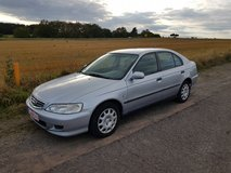 Honda Accord 1.8! Manuel! YEAR 2002! ONLY 55.000 miles! NEW INSPECTION! in Wiesbaden, GE
