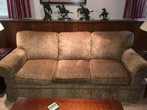 Sherrill USA Sofa Couch in Oswego, Illinois