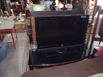 Television Stand in Fort Riley, Kansas