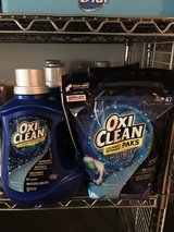 Oxi Clean Liquid and Pods in Perry, Georgia