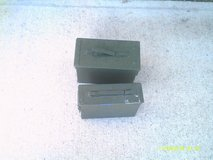 Used Military Ammo Cans in Alamogordo, New Mexico