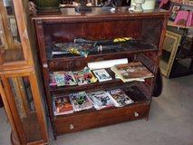 Solid Wood Shelf With Bottom Drawer in Fort Riley, Kansas