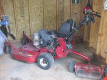 "Toro Proline 36"" Commercial walkbehind with ride on Velky in Fort Leonard Wood, Missouri"