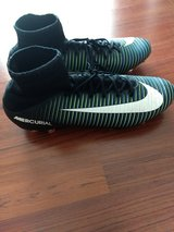 Mercurial Nike Soccer Cleats Men's 10.5 in Camp Lejeune, North Carolina