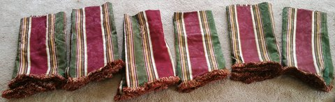 Valences - Set of 6 in Coldspring, Texas