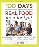 NEW AUG. 14, 2018 100 Days Of Real Food On A Budget...Book in Camp Lejeune, North Carolina