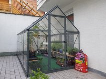 Greenhouse in Ramstein, Germany