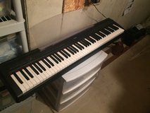 Yamaha p 85 digital piano. Weighted 88 key with pedal in Chicago, Illinois