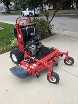 """WorldLawn 52"""" Stand-Up Lawn Mower. in Morris, Illinois"""