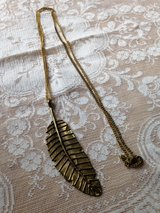 noonday collection plumage necklace in The Woodlands, Texas