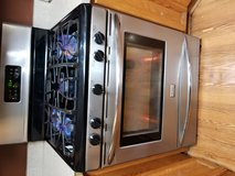 Stainless Gas Stove in New Lenox, Illinois
