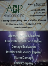 Roofing/Siding/Gutters in Naperville, Illinois