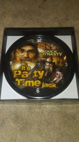 Duck Dynasty clock in Fort Campbell, Kentucky