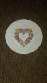 Love collectible plate in Fort Campbell, Kentucky