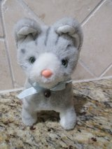 Battery Operated Walking and Meowing Kitty Kitten Stuffed Toy in Kingwood, Texas