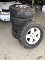17 inch rims and tires in Fort Campbell, Kentucky