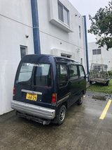 30 year old K-Van.  Cold AC 5 speed jetski toe ok in Okinawa, Japan