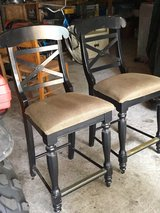 Bar stools in The Woodlands, Texas
