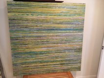 """""""Greensicles"""" Art canvas in Kingwood, Texas"""