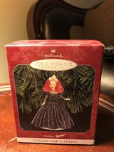 Hallmark keepsake ornament holiday Barbie in Fort Knox, Kentucky
