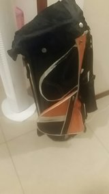 Golf Bag With Spring Stand by Precise Golf - Junior in Okinawa, Japan
