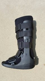 Medical Walker Boot in Batavia, Illinois