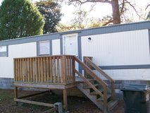 mobile home for rent. dail street,  new bern in Cherry Point, North Carolina