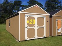 12x32 Tiny Home Office Storage Building Shed PREOWNED!! in Moody AFB, Georgia