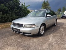 Audi A4,  1.8 T, 5-V, Petrol,  Available Inspections 03.2019. in Mannheim, GE