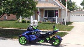 Trike in Orland Park, Illinois